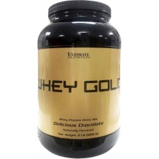 Ultimate Nutrition Whey Gold 908гр