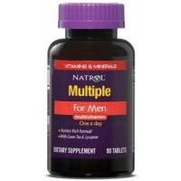 NATROL/Multiple for Men Multivitamin/90 табл.