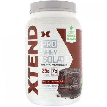 SCIVATION XTEND PRO WHEY PROTEIN ISOLATE 890gr