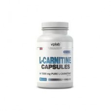 vp lab  L-Carnitine Capsules 90 капсул