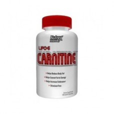 nutrex  Lipo-6 Carnitine (120 капсул)