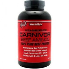 Muscle Меds Carnivor Beef Aminos 300 caps