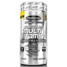 витамины muscletech  Platinum Multi Vitamin (90 кап)